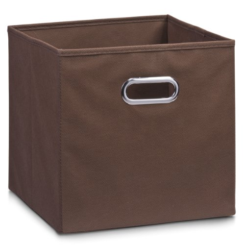 Zeller 14132 - Caja almacenaje tela, plegable