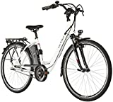 ORTLER Graz, White 2019 Bicicletas eléctricas de Trekking
