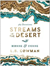 streams in the desert may 2