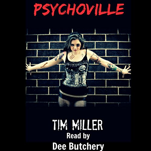 Psychoville audiobook cover art