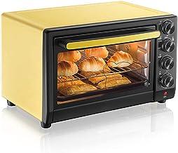 Barbacoa Microondas Mini Horno - Grill, Barbacoa Función Estufa, 1600W, 60 minutos de sincronización, a prueba de explosiones y la puerta de cristal a prueba de explosión de iluminación, migas de pan