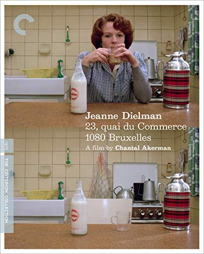 Jeanne Dielman, 23, quai du Commerce, 1080 Bruxelles (The Criterion Collection) [Blu-ray]