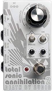 Death by Audio TSA 2 Total Sonic Annihilation 2 Feedback Looper Guitar Effects Pedal