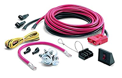 WARN 20' Quick Connect Power Cable