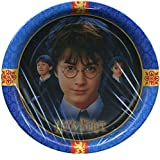 Harry Potter - Chamber of Secrets - Party Supply Dessert Plates - 8 Ct - 6 3/4' Dia