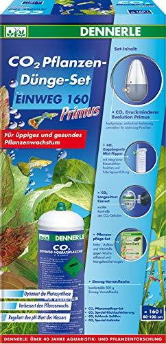 Dennerle CO2 Einweg Planzen-Dünge-Set 160 Primus