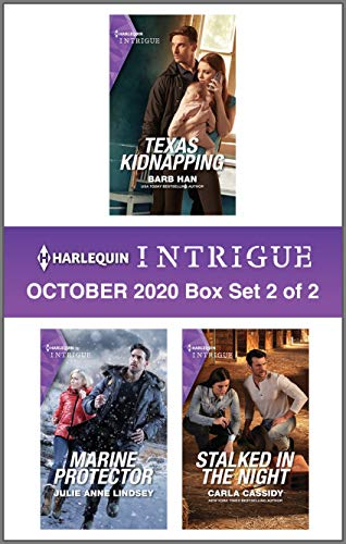 Harlequin Intrigue October 2020 - Box Set 2 of 2