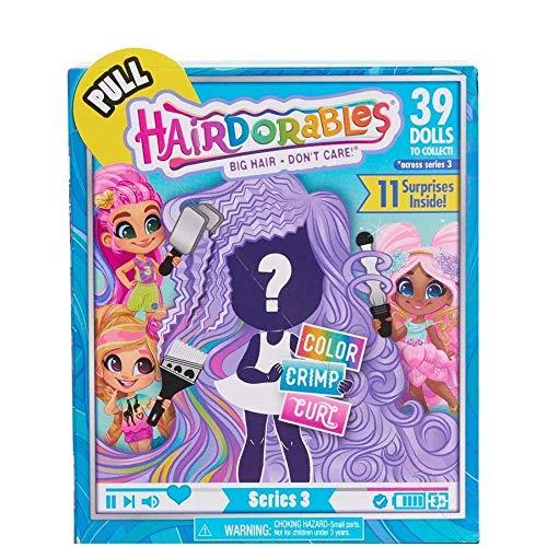 发型玩偶系列3(款式多样)