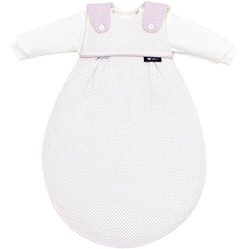 Alvi Baby Mäxchen Outlast 3-tlg. - Little Dots rose Gr. 80/86