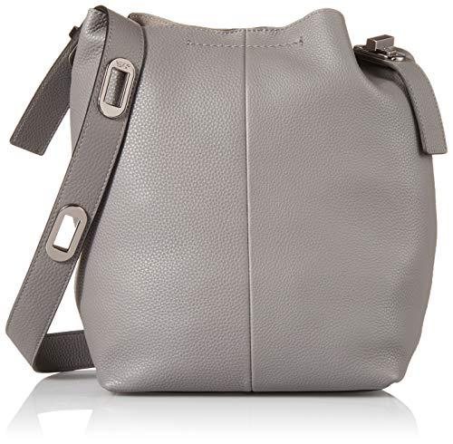 Vince Camuto womens Juno Hobo Shoulder Bag, Thundercloud, Medium US