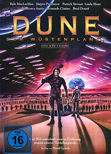 Dune - Der Wüstenplanet - Mediabook - Limitiert auf 150 Stück - Cover D [Blu-ray]