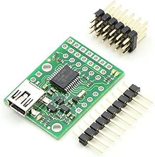 Pololu Micro Maestro 6-Channel USB Servo Controller (Partial Kit) (Item: 1351)