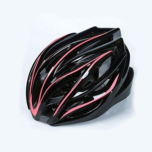 Casco de bicicleta de montaña, unisex, para adultos, ajustable, para ciclismo, de un solo lote para adultos, hombre y mujer.