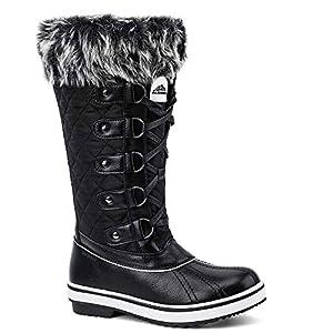 ALEADER Snow Boots
