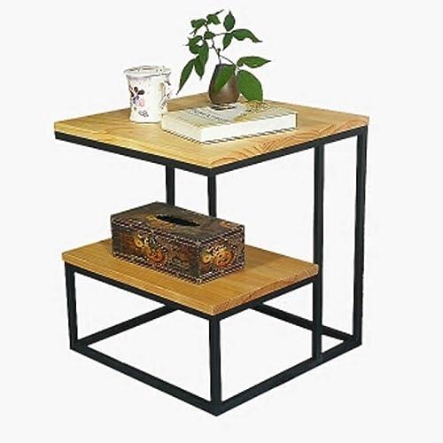 NAN Unité de présentoir Moderne de Stockage de Meubles de Salon de Table Basse de Salon de Table Basse