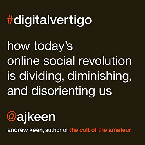 Digital Vertigo audiobook cover art