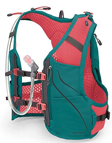 Osprey Packs Dyna 1.5L Women's Running Hydration Vest, Reef Teal, WS/Medium