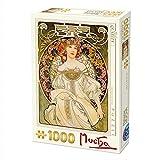 D-Toys 66930 MU01 - Puzzle (1000 Piezas)