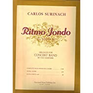 Ritmo Jondo – Concert Band – SET