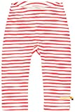 loud + proud Unisex Baby Hose mit Druck, aus Bio Baumwolle, GOTS zertiziziert, Rot (Cayenne Cay), 92 (Herstellergröße: 86/92)