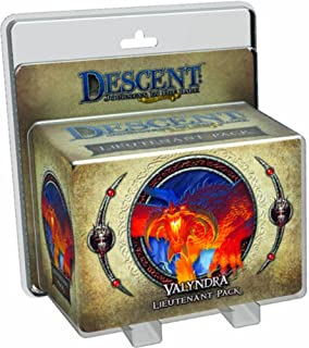 Descent 2nd Edition Valyndra Lieutenant Strategy Game