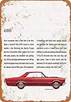 Gto メタルポスター壁画ショップ看板ショップ看板表示板金属板ブリキ看板情報防水装飾レストラン日本食料品店カフェ旅行用品誕生日新年クリスマスパーティーギフト
