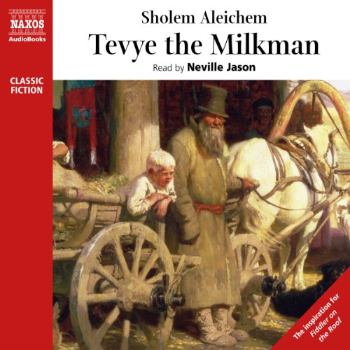 Tevye the Milkman audiobook cover art