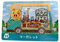 どうぶつの森 amiibo カード amiibo+ 23 マーガレット