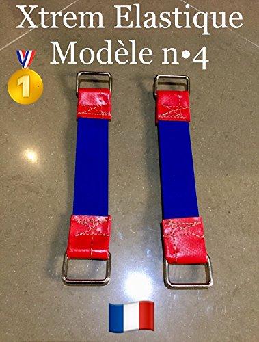 Unbekannt 2 Xtrem Elastisch 3cm Gurt für Hoverkart s-Drifter hovercart Ersatz Gurte Hoverboard Gurte Befestigung Go Kart Sitz