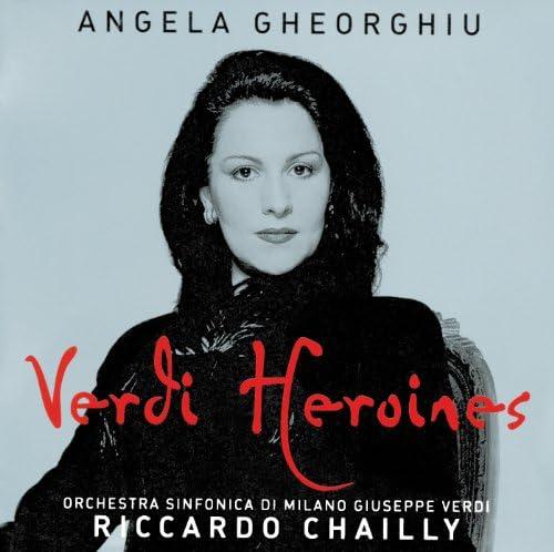 Angela Gheorghiu, Orchestra Sinfonica di Milano Giuseppe Verdi & Riccardo Chailly