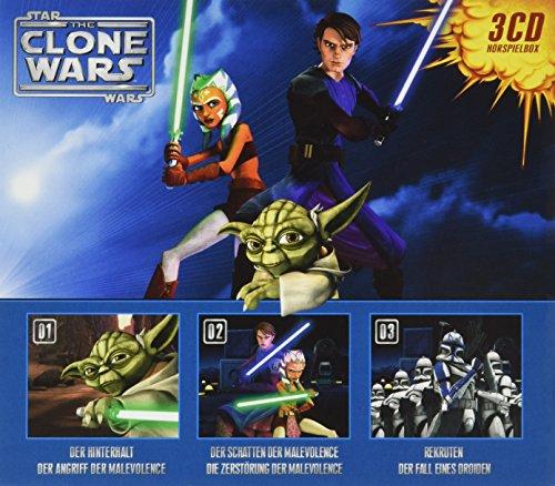 Star Wars - The Clone Wars (Original Hörspiele zur TV-Serie)