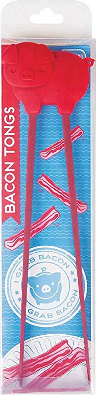 Talisman Designs 5305 Silicone Bacon Tongs