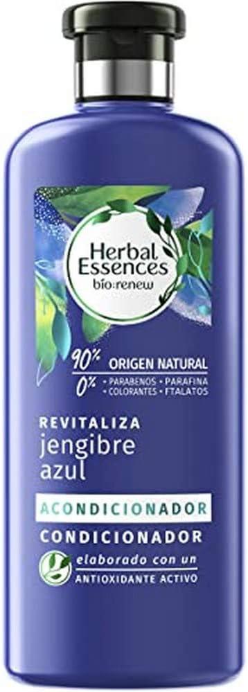 Herbal Essences bio:renew Revitaliza Con Agua Micelar Y Jengibre Azul Acondicionador 400 ml