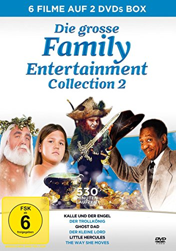 Die große Family Entertainment Collection 2 [2 DVDs]