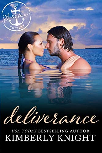 Deliverance A Salvation Society Novel product image