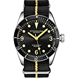 OLEVS Black Inexpensive Watches for Men...
