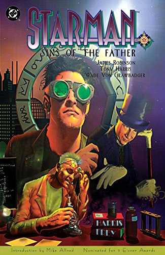 Starman: Sins of the Father (Starman (1994-2001) Book 1) (English Edition)