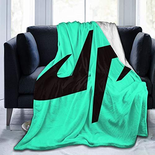 Miwaimao Du_De Pe_Rfect Ultraweiche Micro-Fleece-Decke für Couch oder Bett, warme...
