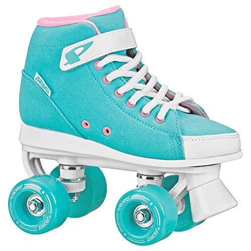 Pacer Scout ZTX Children's Quad Indoor-Outdoor Roller Skates (Mint 1)