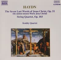 String Quartets Op 51 & 103 by HAYDN (1994-02-15)