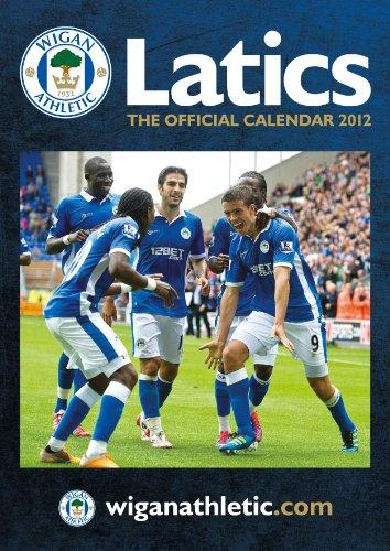 Official Wigan Athletic FC Calendar 2012