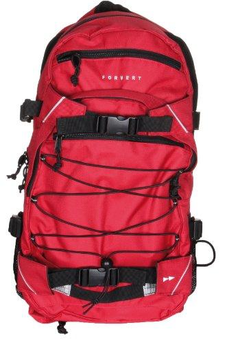 FORVERT Backpack Louis, Red, 50 cm