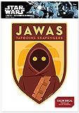 Star Wars Jawa Tatooine Scavengers Window Decal