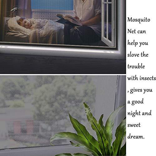 Fodlon Contrapuertas con mosquitera
