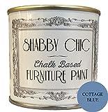 Muebles Color, Azul, A base de tiza, para un Shabby Chic de estilo de, 250ml