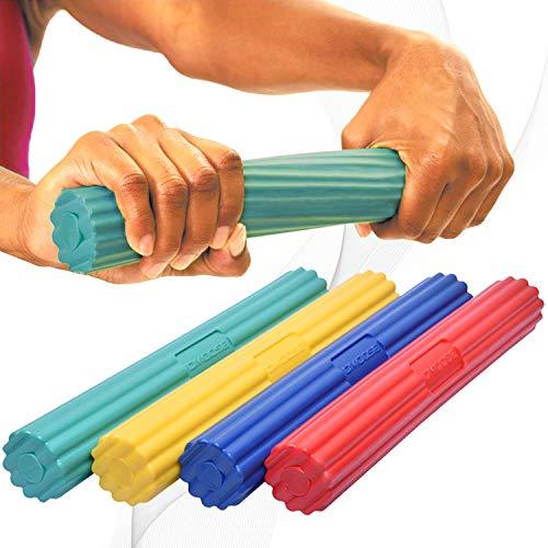 DMoose Fitness Flex Bar (Green-Medium)