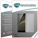 Slabo 2 x Bildschirmfolie für Nubia NX549S Z11 Mini S Bildschirmschutzfolie Zubehör No Reflexion MATT