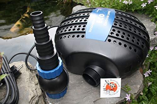Rota Aquariolux Jebao EFP - Teichpumpe im Korb 10000 Liter bei 85 Watt Top Preis Leistung