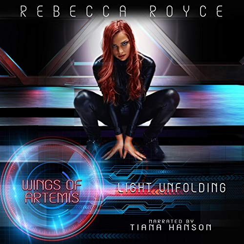 Couverture de Light Unfolding (A Reverse Harem Science Fiction Romance)