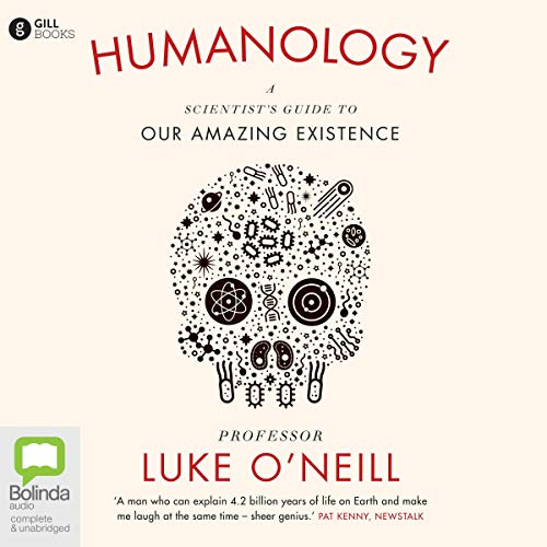 Humanology audiobook cover art